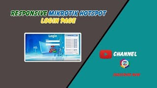 HOW TO new mikrotik change login page HTML page 2018