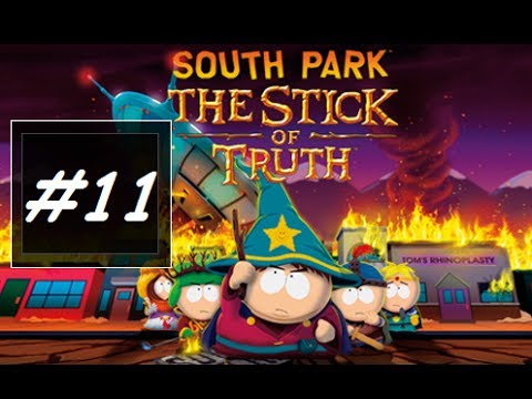 South Park: The Stick of Truth - forging alliances quest / o canada quest / - Walkthrough Part 11