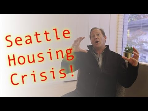 Seattle Housing Crisis! Why Don't We Just Build More Homes??