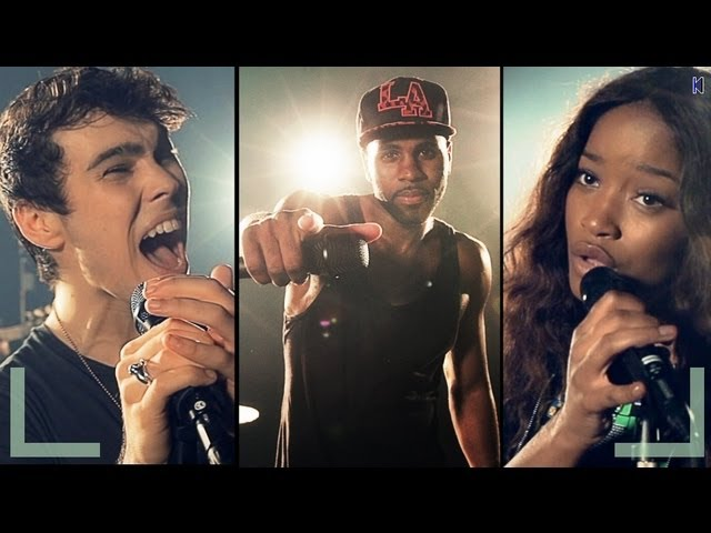 Keke Palmer & Max Schneider - The Other Side