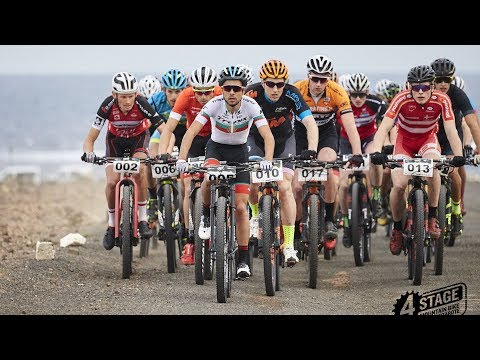 The 2018 Edition of 4 Stage MTB Lanzarote