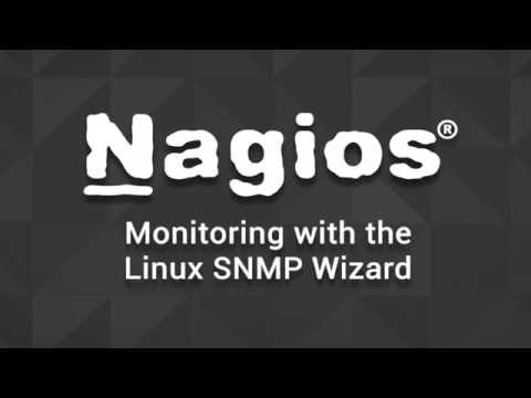 Nagios XI: Monitoring with the Linux SNMP Wizard