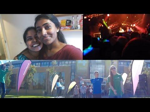 MOVING INTO UNIVERSITY UK - FIRST DAY OF UNI VLOG | FRESHERS WEEK DAY 1