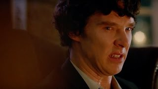 Sherlock Deduces In The Pub | The Hounds of Baskerville | Sherlock | BBC