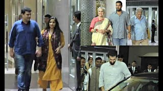 Download Siddharth Roy Kapoor Mother Birthday Celebration - Vidya Balan, Aditya Roy Kapoor, Kunal Roy Kapoor Video
