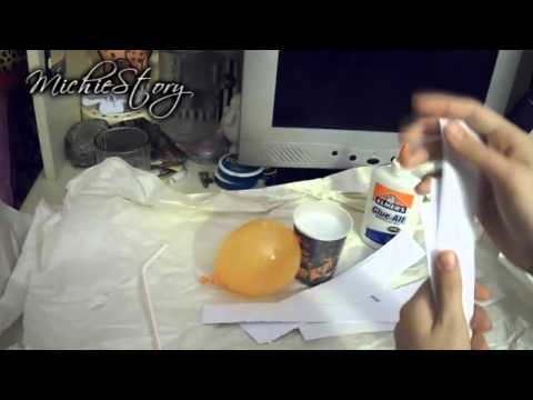 How To Make a Pinata Using a Balloon and Paper Mache