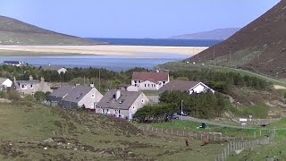 """Outer Hebrides, """"These fabulous islands""""."""