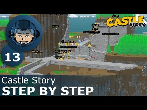 STEP BY STEP - Castle Story: Ep. #13 - Gameplay & Walkthrough