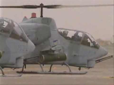 Bell Cobra - Deadly Attack Helicopter