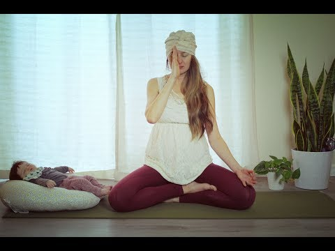 Left Nostril Breathing to RELAX | Kundalini Yoga