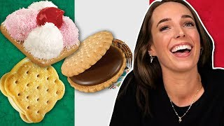 Irish People Try Mexican Cookies