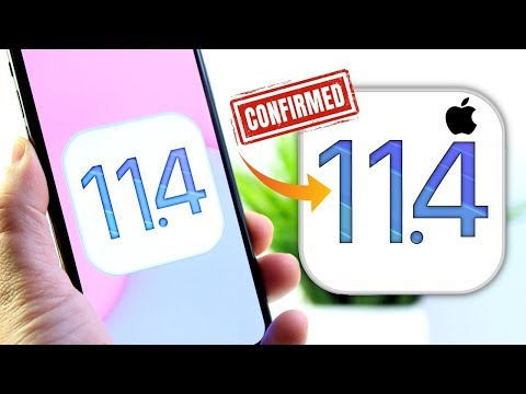 Apple Confirms iOS 11.4 is Coming & What's Going on with iOS 11.3 ?