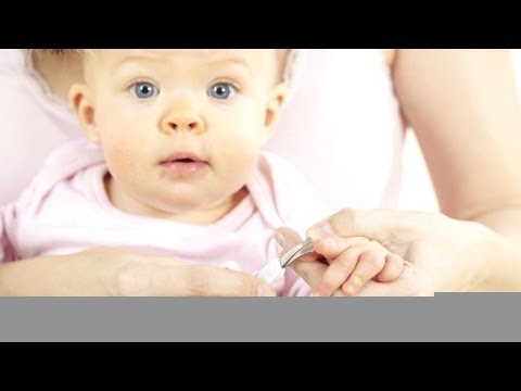 How to Cut a Baby's Nails | Infant Care