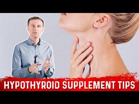 Hypothyroid Supplement Tips