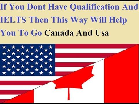 Visiting USA And Canada Visa