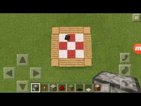 Working Roulette Table - MCPE Tutorial