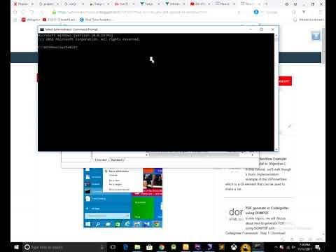 How to Manually add Apache to Windows Service(Bangla)