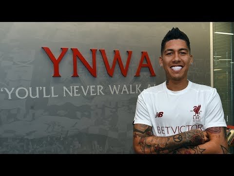👀 Another Firmino 'NO LOOK' | Bobby agrees new long-term contract