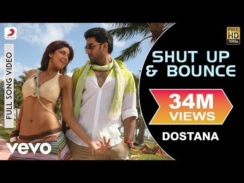 Xxx Mp4 Dostana Shut Up Amp Bounce Video Shilpa Shetty Abhishek John 3gp Sex