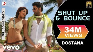Dostana Shut Up & Bounce Video , Shilpa Shetty, Abhishek, John