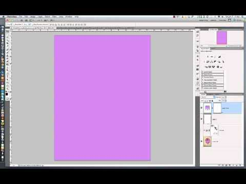Using Transparent Overlays in Photoshop