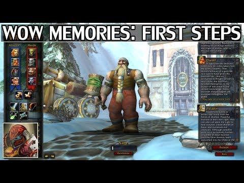 WoW Memories: First Steps - Episode 1