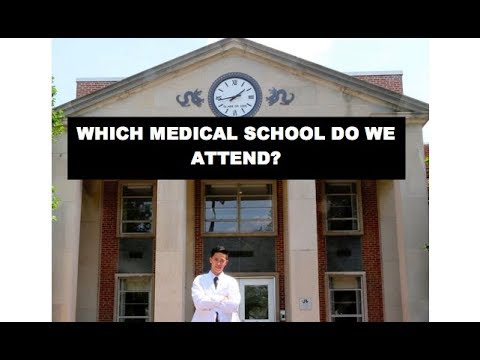Our Medical School Revealed | How to Choose the Right Medical School