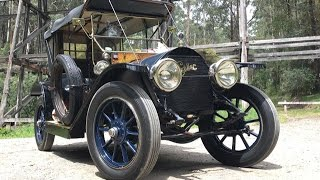 1912 Cadillac Model 30: Video Review