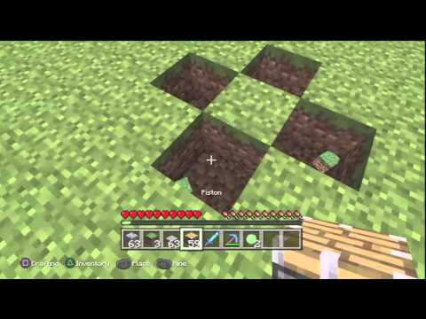 Minecraft PS3 - How to Get Music Discs [EASY]