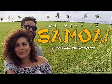 We went to Samoa! | Ben & Yvonne