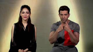 EXCLUSIVE INTERVIEW | HRITHIK ROSHAN | YAMI GAUTAM | KAABIL | PART 1