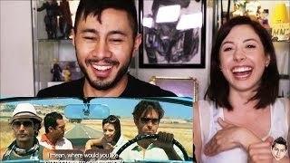 ZINDAGI NA MILEGI DOBARA reaction review by Jaby & Rachel!