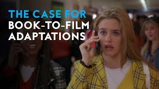 The case for book-to-film adaptations | Signature Views Mini-Doc