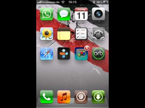 How to install Barrel free on IOS 5 iPhone 3GS, 4, 4s from Cydia