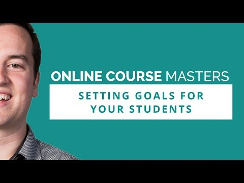 Setting Goals for Your Students | OCM 59