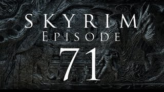 Let S Play Skyrim Ep71 Defeating Alduin