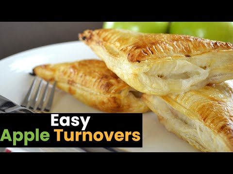 Delicious Easy Apple Turnovers