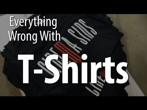 Everything Wrong With Cinema Sins T-Shirts