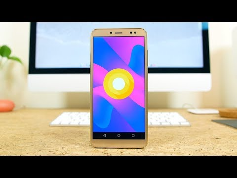 Vivo XL3 Review: BLU's First Smartphone Running Android Oreo!