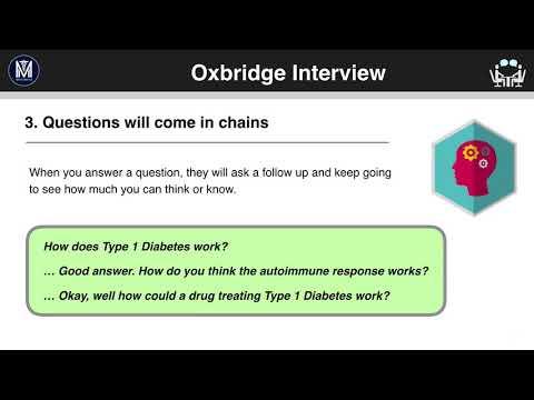 Medicine Interview | Oxbridge Tips