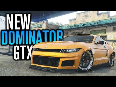 NEW AMERICAN ICON?! | Vapid Dominator GTX | GTA V (Online)