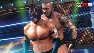 WWE 2K18 Sneaking Finishers & Epic Breakouts Montage 2 (PS4 & XB1)