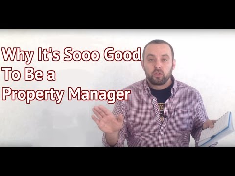 Why It's Good to Be a Property Management Entrepreneuer