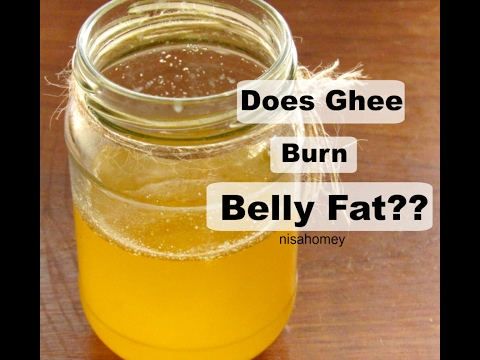 Does Ghee Burn Belly Fat? Desi Ghee Healthy or Unhealthy? Health Benefits Of Indian Ghee