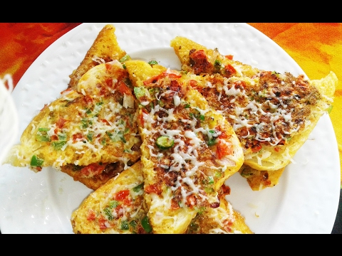 Egg Cheese Toast Recipe Video | Quick Toast Recipes | Super Tasty Cheese Egg Toast