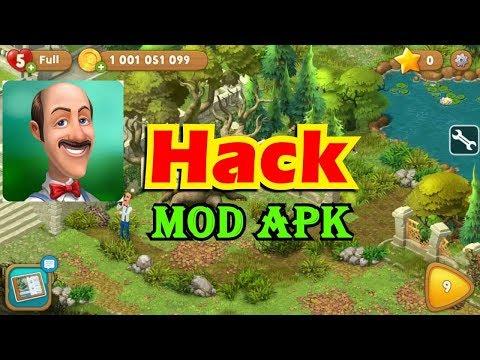 gardenscapes android hack apk