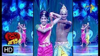 Sukumar and Greeshma Performance | Dhee Jodi | 20th March 2019   | ETV Telugu