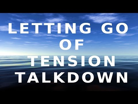 Guided Relaxation meditation, sleep talkdown for stress relief