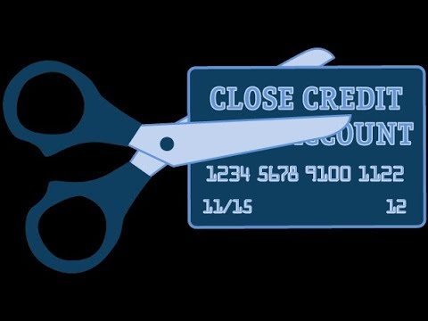 Credit Cards that you should never close