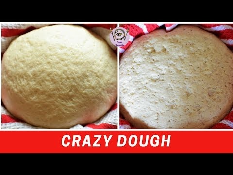 Crazy Dough   How To Use Yeast   Part-1  Bread Dough  Food Connection